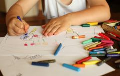 The average child in Ireland will produce more than 2,000 pieces of arts and crafts