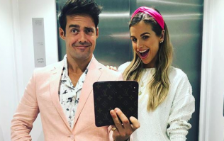 Spencer Matthews shares cutest photo of himself with newborn Theo and ah, stop
