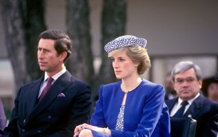 The relatable reason why Princess Diana always had her head down in public