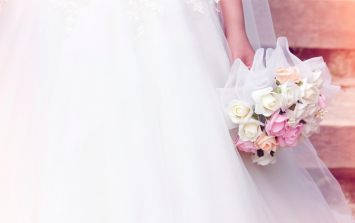 This gorgeous wedding dress trend is going to be very popular in 2019