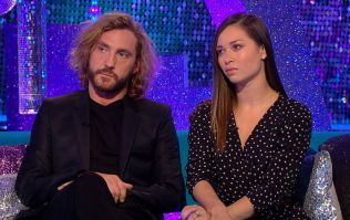 Strictly's Seann Walsh responds to his ex-girlfriend's sensational Twitter statement
