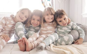 Sending your kids to bed in wool pyjamas could mean that they will sleep longer