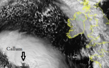 Met Éireann share another update on Storm Callum and it's relatively good news