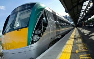 Irish Rail announce update as Storm Callum causes partially suspended services