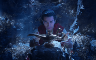 The first trailer for Disney's live-action adaptation of Aladdin is here