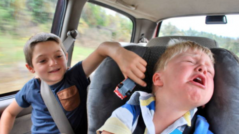 Next time your kids have an argument, try this to help stop sibling squabbles