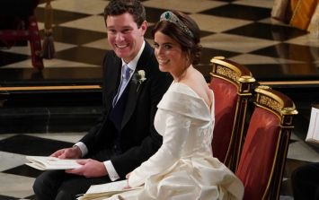 Goodie bags from Princess Eugenie and Jack Brooksbank's wedding are already on eBay