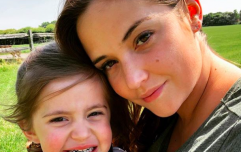 Jacqueline Jossa's showing off her stretch marks and wants other mums to do the same