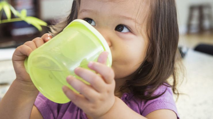 Children's health: Here is why you should never microwave sippy cups and bottles