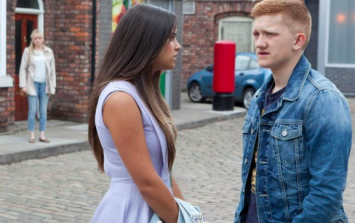 Coronation Street's Chesney may have a new love interest and we're delighted