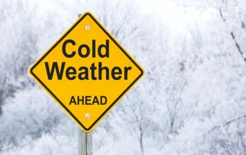 Met Eireann warn of 'below normal' temperatures for Halloween bank holiday