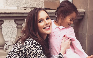 Helen Flanagan says her mental health was at its worst after the birth of her first child