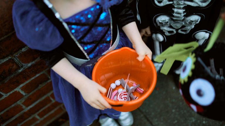 6 classic Halloween moments that every kid and every parent knows