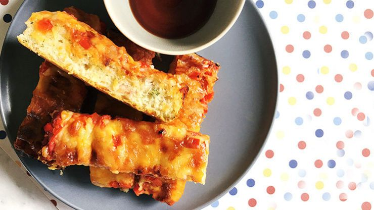 Back-to-school: Bread stick pizza is the lunchbox food your kids will not bring home uneaten