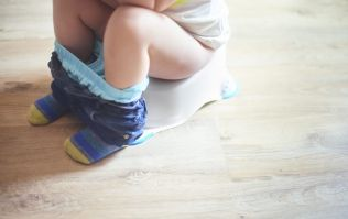 This mum's potty training horror story may actually be the worst one we've ever heard