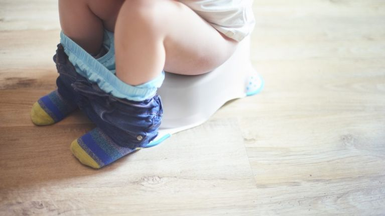 Toilet training regression: What it is and what can you do to help solve it
