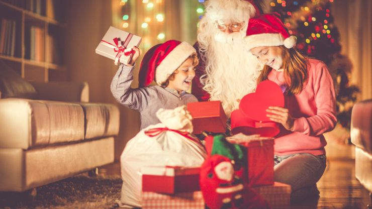 10 of the most popular Santa pressies through the years