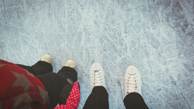 This is how many calories you can burn from just one hour of ice-skating