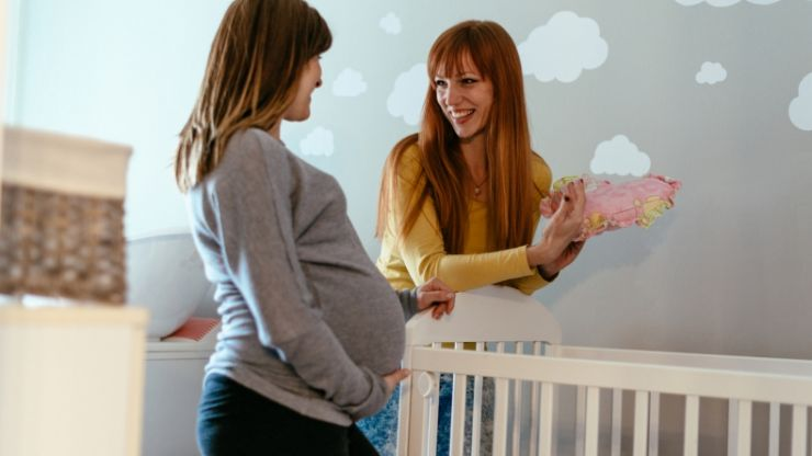 Whoops! A study has found pregnancy is contagious among friends (so watch out!)