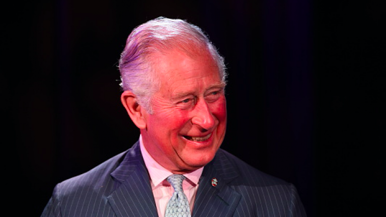 A new image of Prince Charles doting over Prince Louis has been released and OMG, my heart