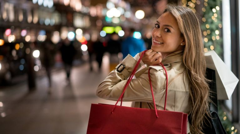 Here's how your Christmas shopping can help reduce the price of next summer's getaway!