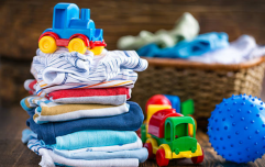 This mum's handy storage hack for old baby clothes is genius