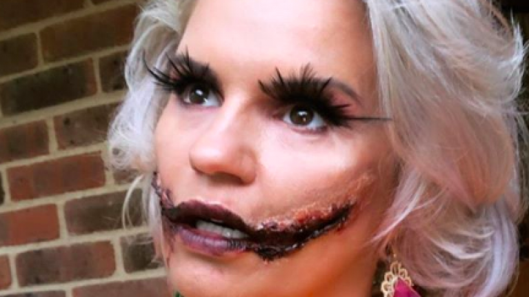 People are loving Kerry Katona for dressing her kids in bin bags for Halloween