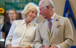 Prince Charles was absolutely beaming while talking about his new grandson today