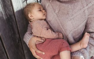 The ONE piece of advice every new parent should be given about babies and sleep
