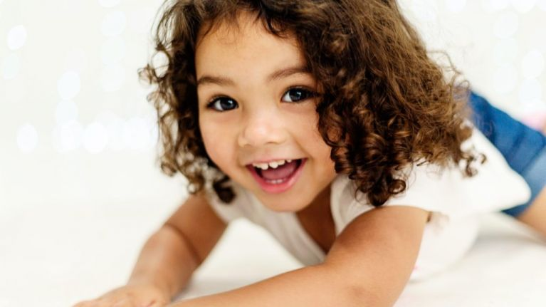 I was encouraged to hate my curly hair, but I don't want my daughter to