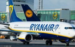 Armed officers intervene as Ryanair flight forced to land over row between passengers
