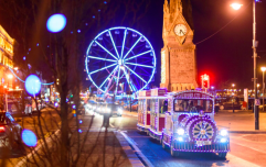 There's a Christmas golden ticket event happening in Waterford this weekend