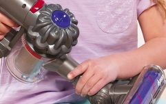 Important: You can now buy your kiddos a cute (fully functioning) mini Dyson hoover