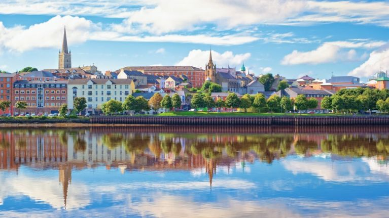 WIN a lux. stay at Derry's Da Vinci Hotel plus a celebratory 3-course dinner