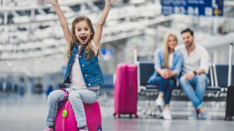 Great news for Irish parents as you can now renew your child's passport online