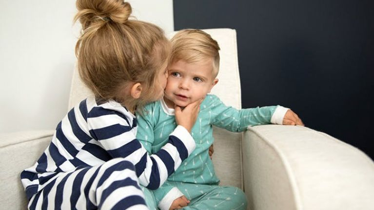 These pajamas are designed to take the pain out of night-time potty-training