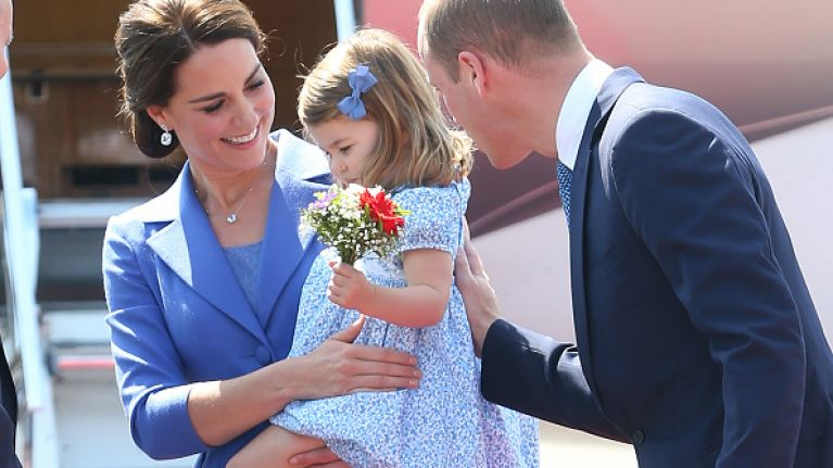 Kate Middleton reveals the one thing she hopes her kids don't inherit from her
