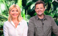Holly's continuity error during last night's I'm A Celeb has got everyone talking