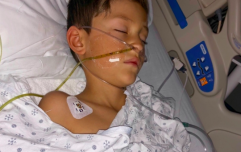 Boy left fighting for his life after swallowing 14 'powerful' magnets