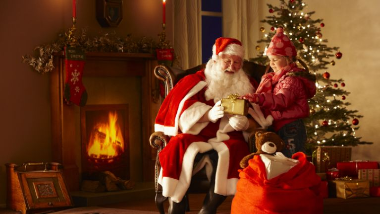 WIN a pass for the whole family to meet Santa Claus at his grotto