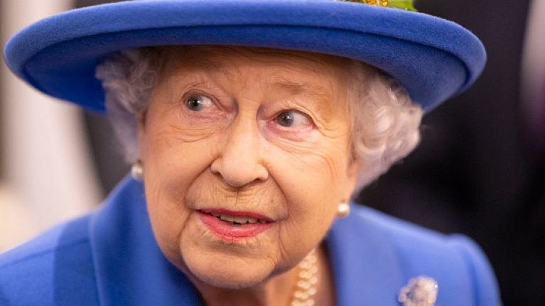 A new royal portrait of Queen Elizabeth has been unveiled and it's very impressive