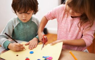 This super simple and VERY clever craft will get your child doing maths in no time