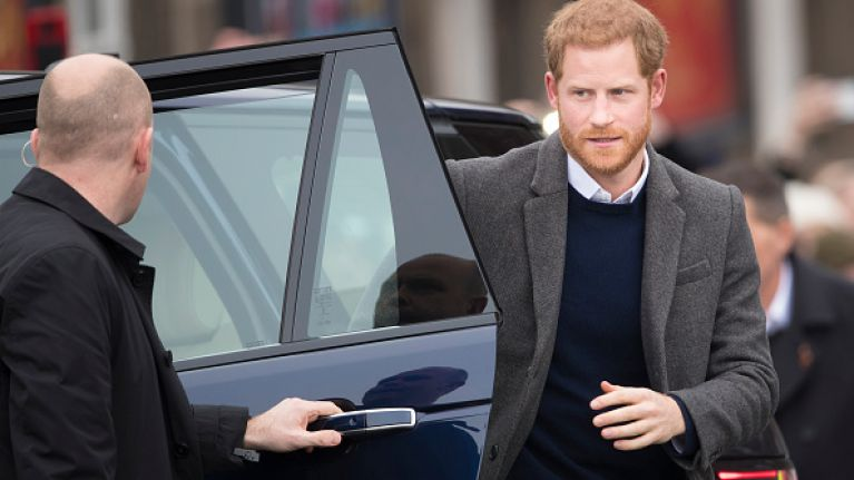 Harry and Meghan will attend a private event today for a very special reason