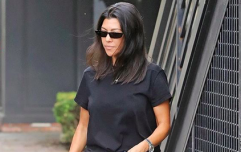Kourtney Kardashian shares witty snap about co-parenting with Scott Disick