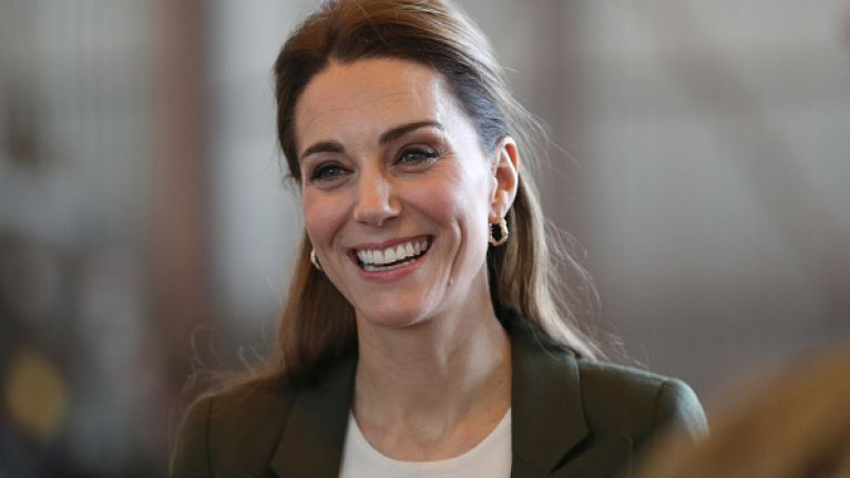 Prince Louis has reached this important milestone and Kate is delighted