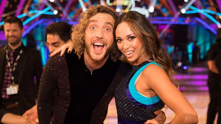 Seann Walsh says he didn't do 'anything that wrong' by cheating with his Strictly partner