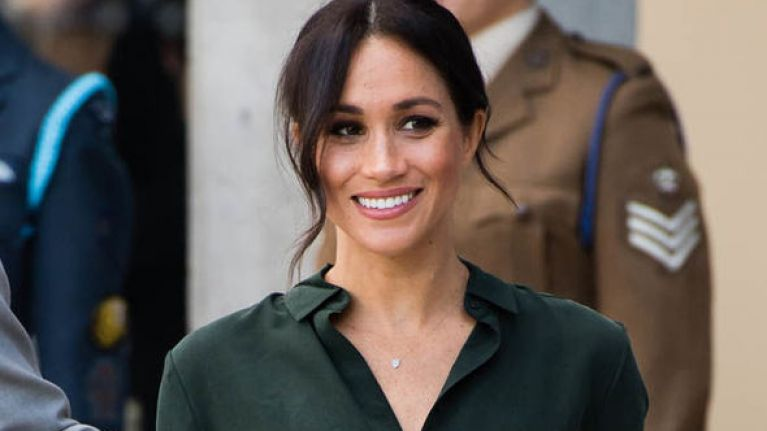 Apparently, Meghan Markle is considering a VERY unusual birthing technique