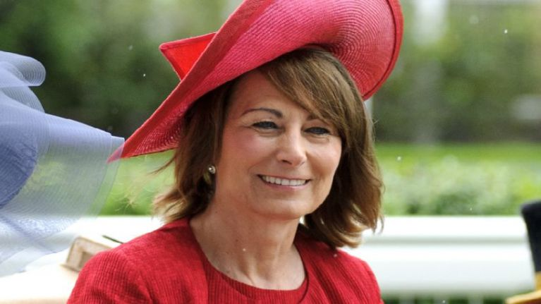 Carole Middleton just opened up about how she feels about Kate becoming royalty