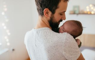 New study shows how important it is for dads to be doing skin-to-skin with their babies