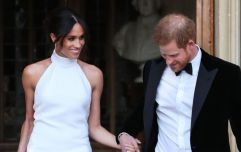 Meghan and Harry share their first Christmas card together, and it's from their wedding